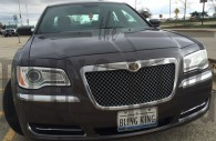 2014 chrysler 300 chrome bentley mesh grille