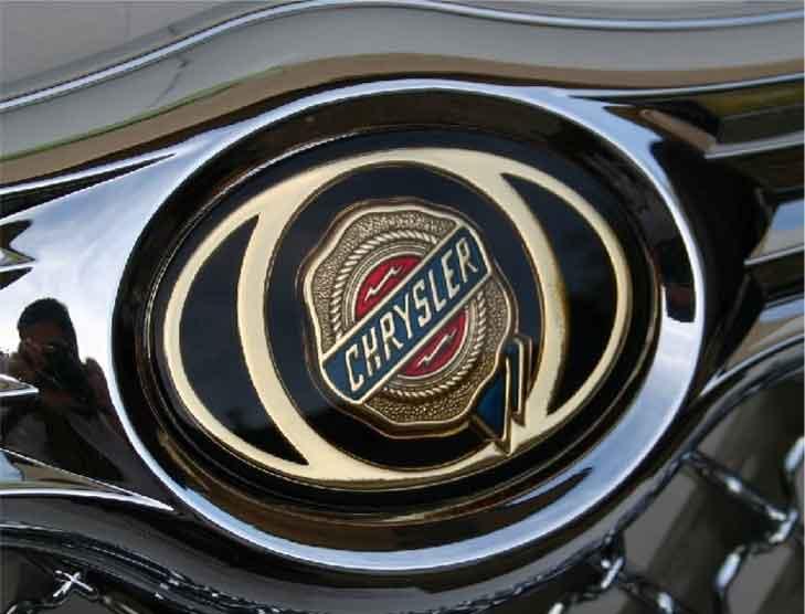 Chrysler Oem Grill Emblem Badge Bentley Mesh Grille Emblem