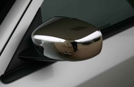 chrysler 300 chrome mirror