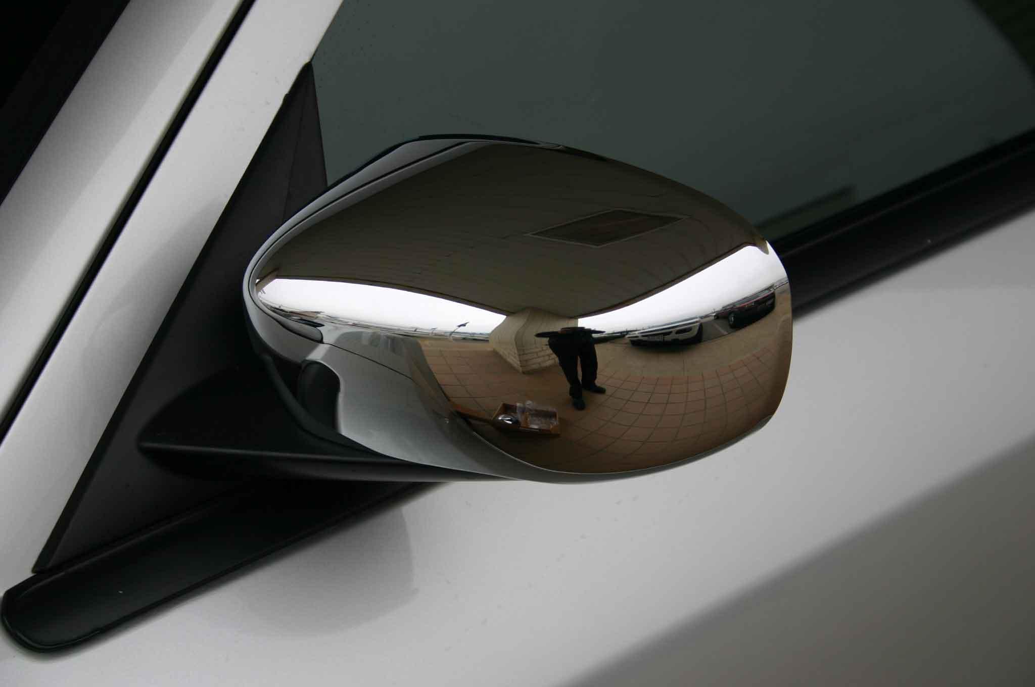 Chrysler Chrome Mirror Cover Trim Molding