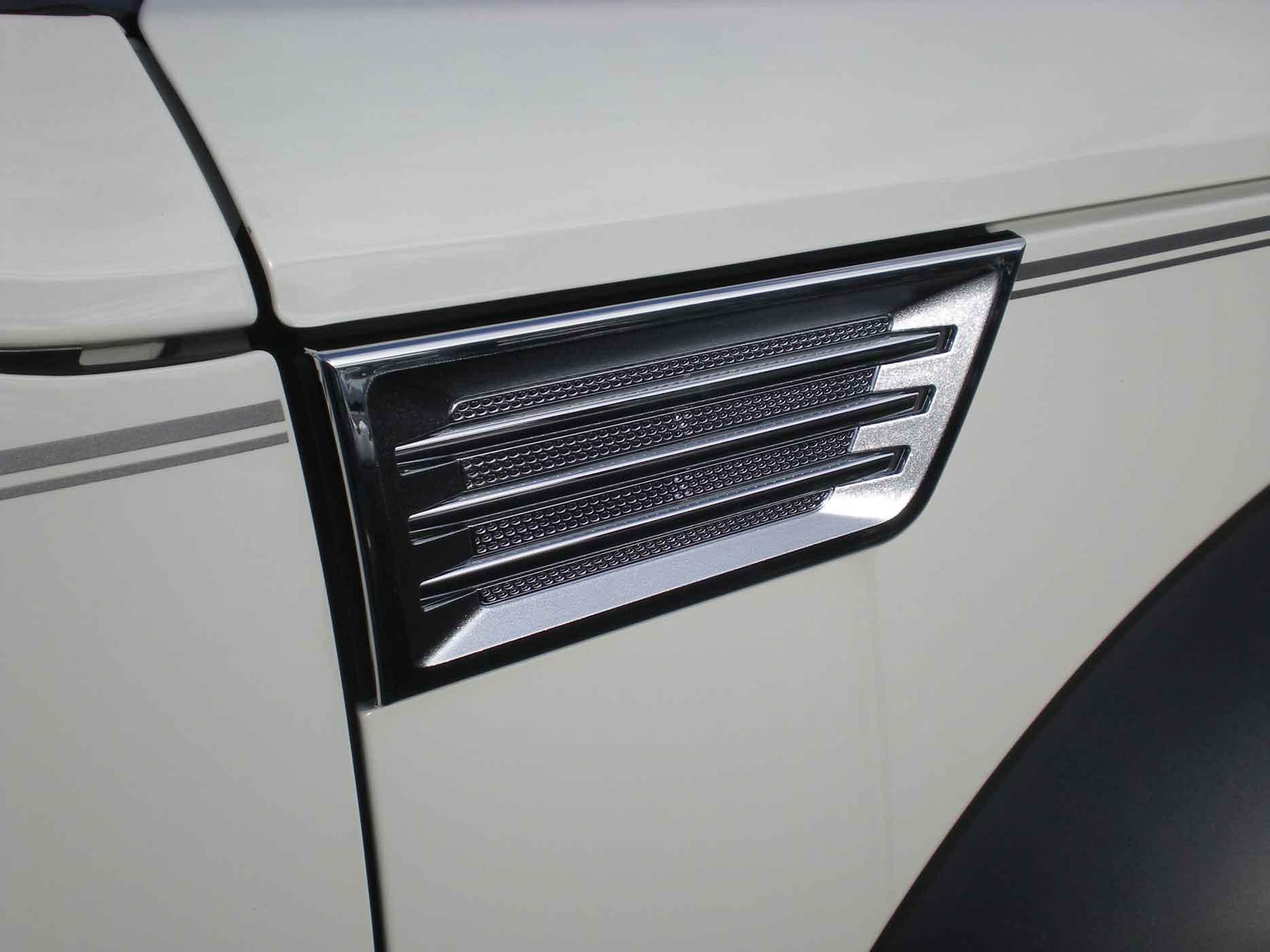 Chrysler 300 port holes #3