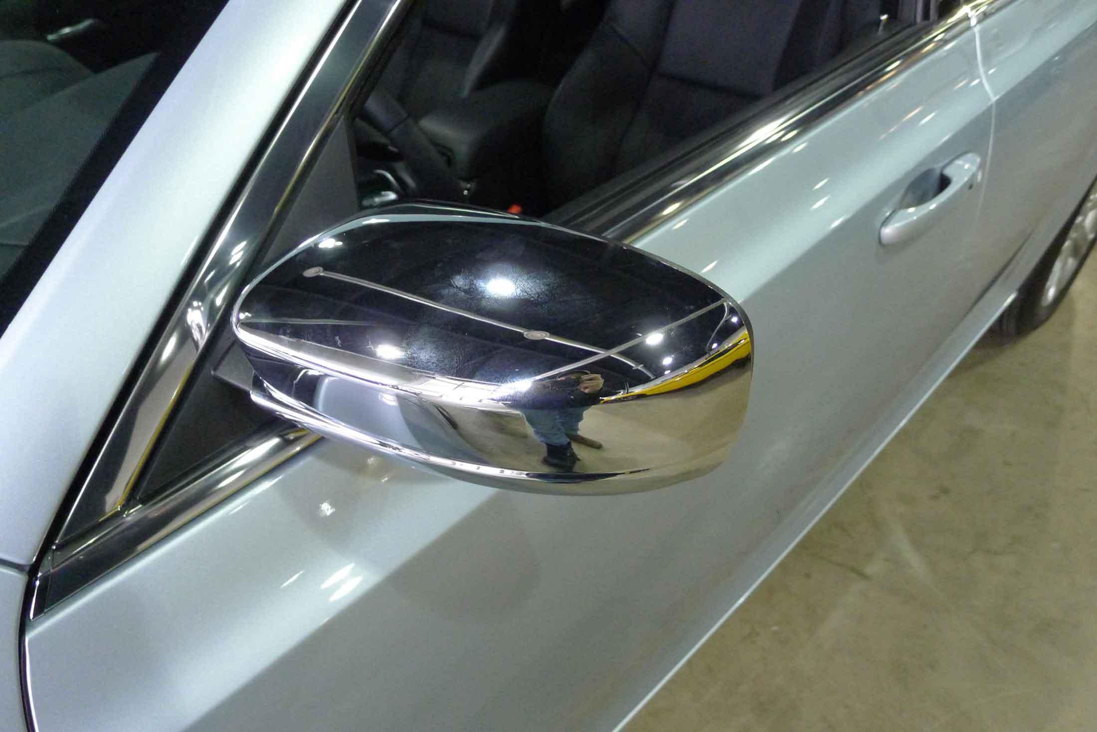 Chrysler 300 Chrome Door Handle / Mirror Cover Trim Package (2011-2016)