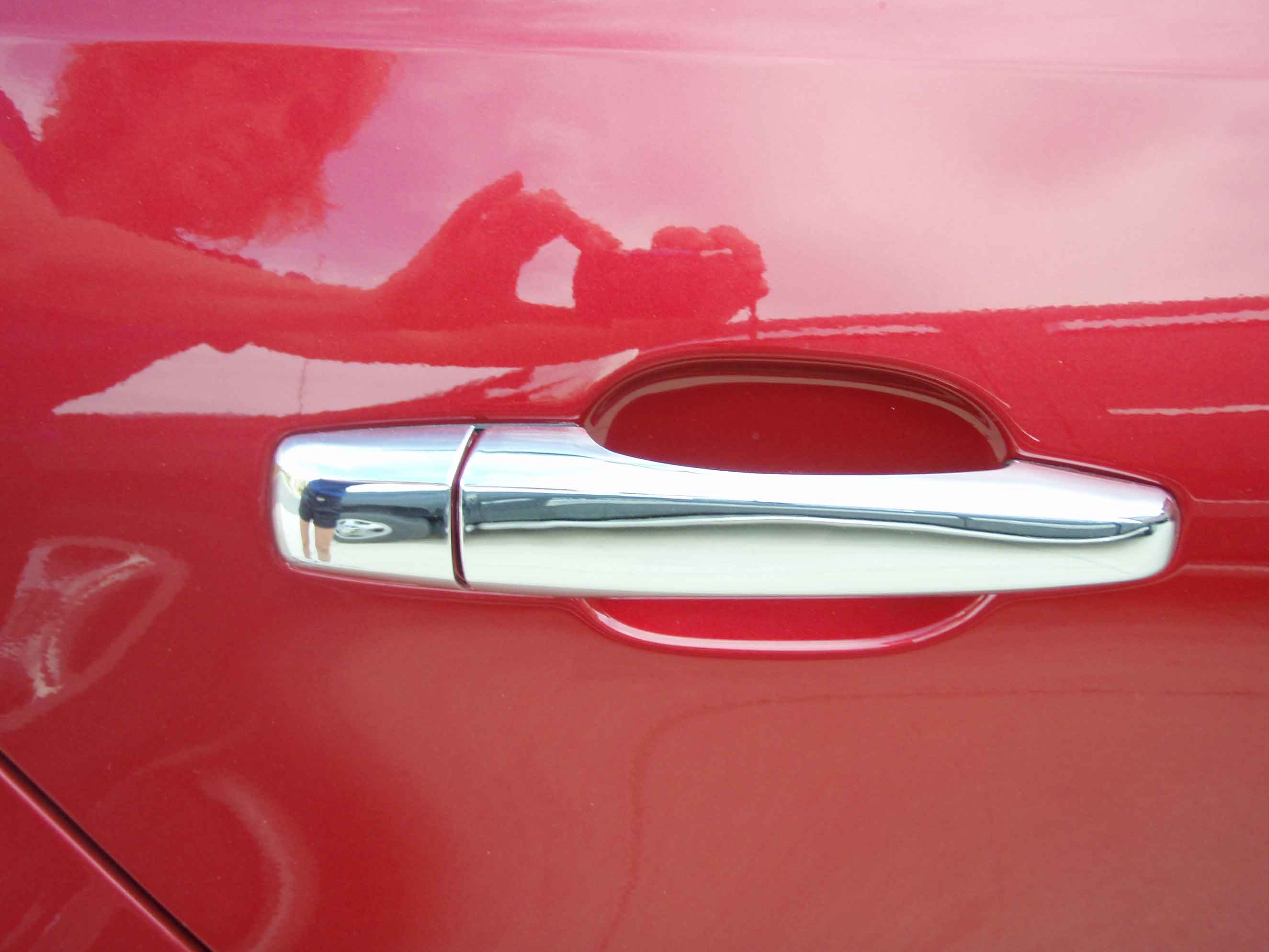 2014 Cadillac Cts For Sale >> Cadillac CTS Chrome Door Handle / Mirror Cover Trim Package