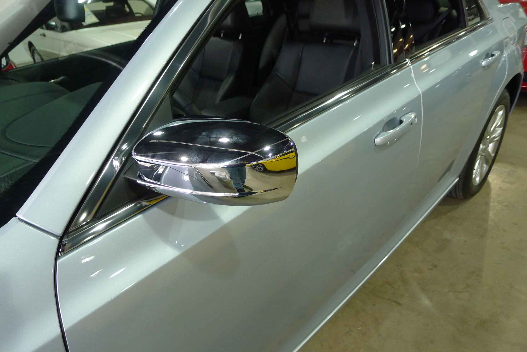 Chrysler 300 Chrome Door Handle Mirror Cover Trim Package 2011 2016