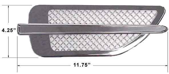 Chrysler 300 port holes #5