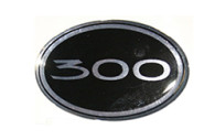 Chrysler 300 emblem