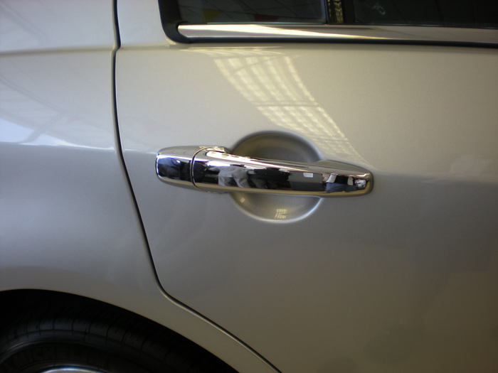2006 Ford Fusion Door Handle >> Ford Fusion Chrome Door Handle / Mirror Cover Trim Package