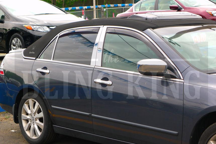 2013 Honda Accord For Sale >> Honda Accord Chrome Pillar Post Trim
