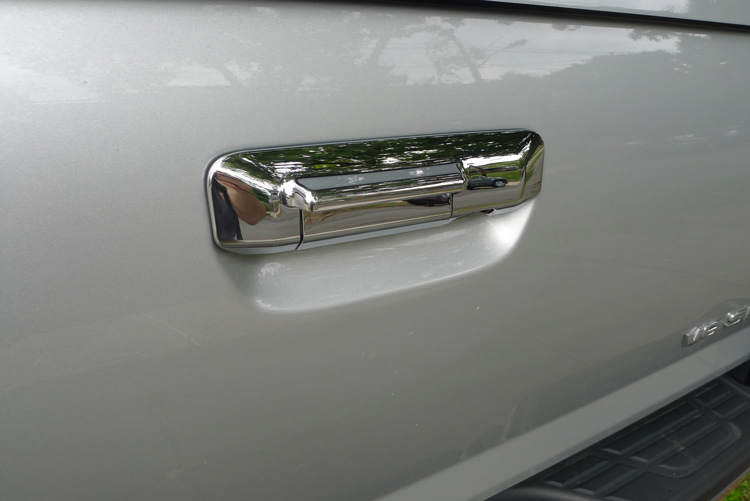 Toyota Tacoma Chrome Door Handle Mirror Cover Trim Package