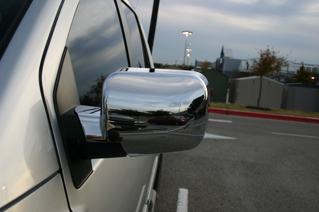 Nissan Titan Chrome Door Handle Mirror Tail Gate Cover