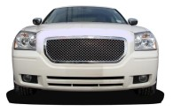 dodge magnum chrome bentley mesh grille