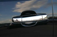 chevy avalanche chrome door handle cover trim