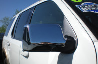 ford explorer chrome mirror cover trim