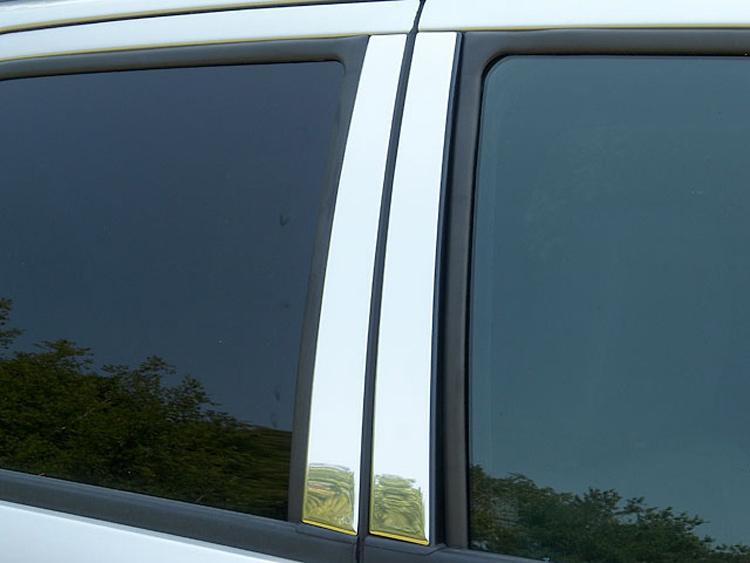 Ford Escape Chrome Pillar Post Trim