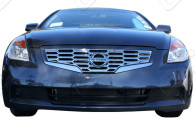 nissan altima chrome grille insert trim