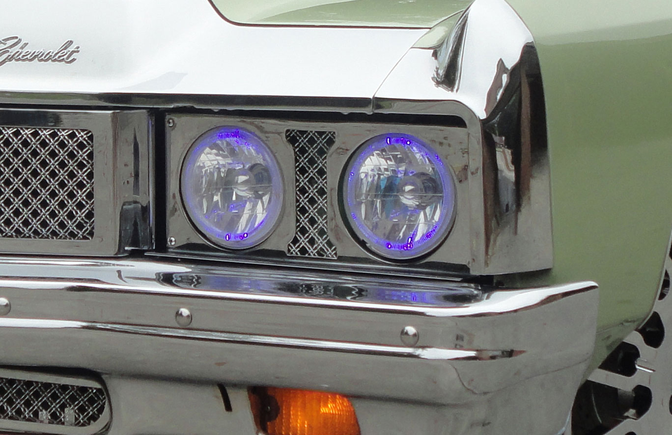 How To Fix Peeling Chrome Grille