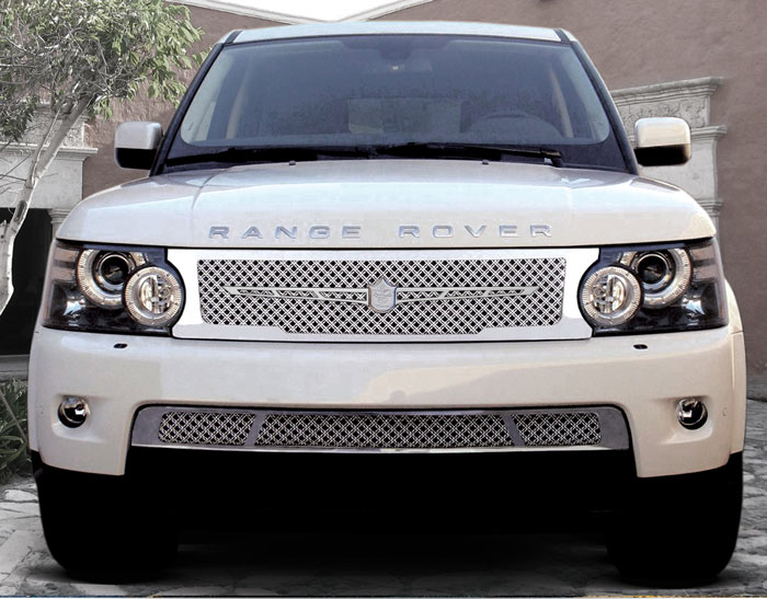 Range Rover Sport Hse Chrome Bentley Dual Weave Mesh