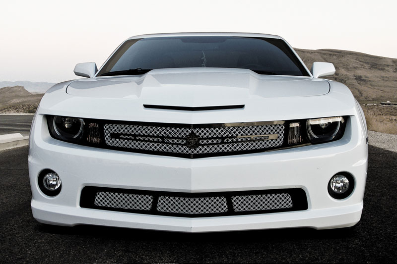Chevy Silverado Tail Light Covers Chevy Camaro Chrome Bentley Dual Weave Mesh Grille