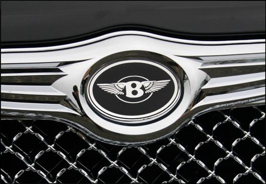 Chrysler 300 Chrome Bentley Mesh Grille W Bentley Winged