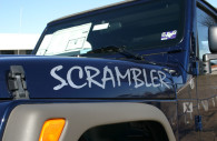 jeep wrangler scrambler vinyl graphic