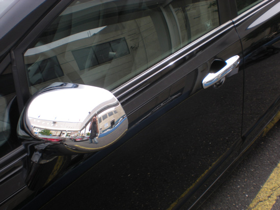 Honda civic chrome door handle mirror cover trim package for 2000 honda civic window wont roll up