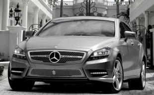 2012 Mercedes Benz Cls550 Chrome Bentley Dual Weave Mesh