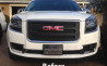 2013 gmc acadia chrome grille overlay trim