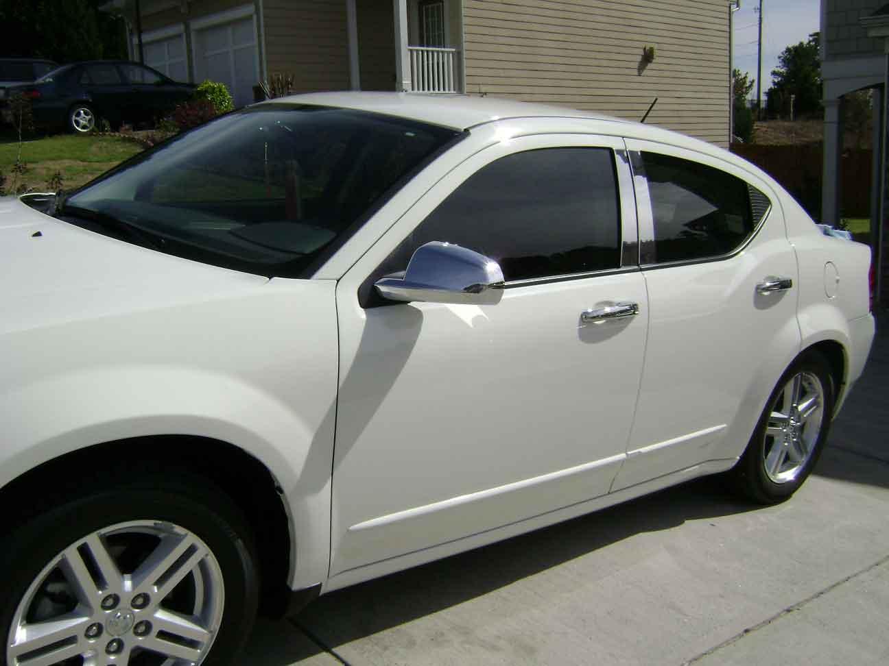 Dodge Avenger Chrome Door Handle Cover Trim