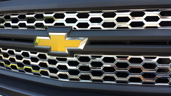 2014 Chevy Silverado Packages
