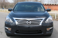 2013 nissan altima chrome grille insert