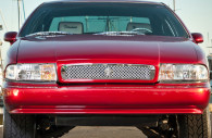1991 chevy caprice chrome mesh grille