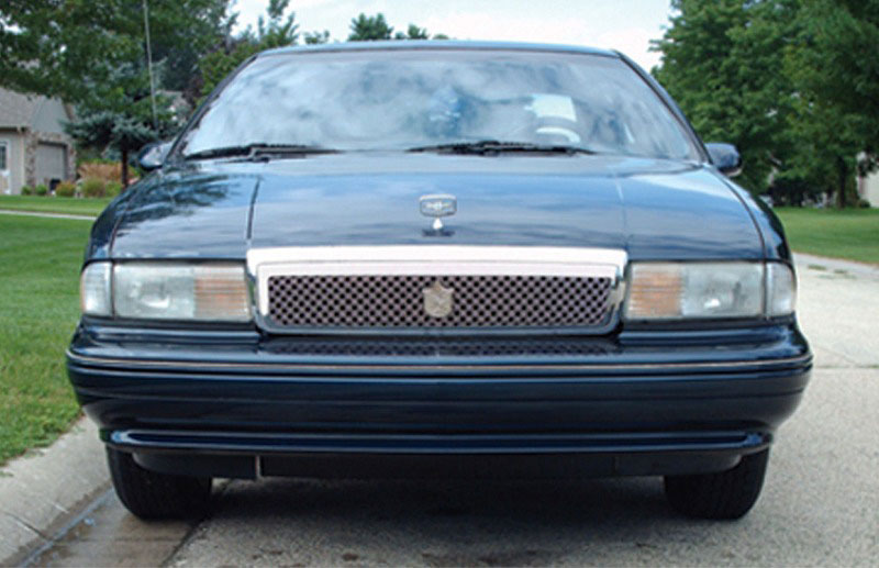 1994-1996 Chevy Caprice Impala Chrome Bentley Dual Weave ...