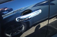 chevy malibu chrome door handle cover trim