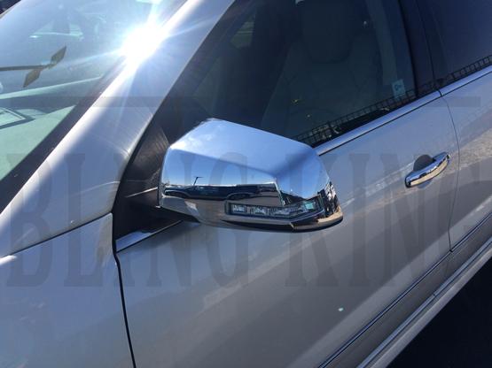 07 2016 Gmc Acadia Chrome Mirror Cover Trim