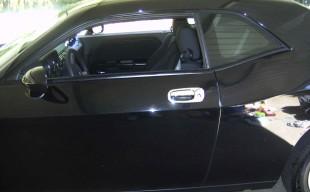 Dodge Challenger Chrome Door Handle Cover Trim