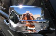 jeep cherokee chrome mirror cover for australian model