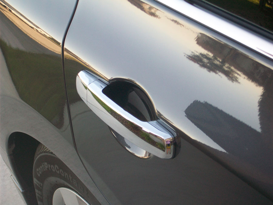 Nissan Altima Chrome Door Handle / Mirror Cover Trim Package