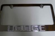 dodge challenger chrome bentley dual weave mesh grille. Black Bedroom Furniture Sets. Home Design Ideas
