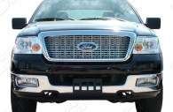 ford f150 chrome grille insert trim