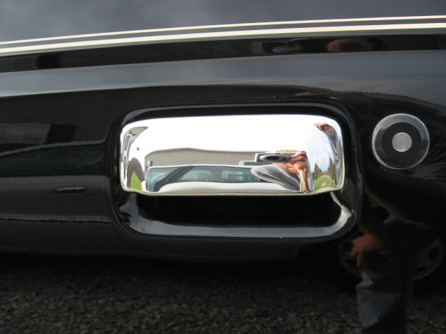 Ford Explorer Sport Trac Chrome Door Handle Cover Trim
