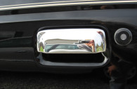 ford ranger chrome door handle cover trim
