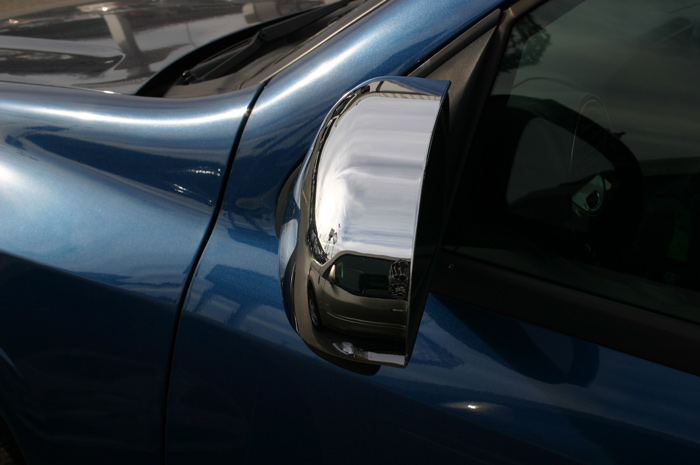 GMC Envoy Chrome Door Handle / Mirror Cover Trim Package