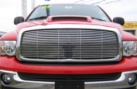 2005 dodge ram chrome grill