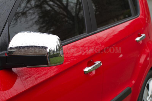 Kia Soul Chrome Door Handle Mirror Cover Trim Package