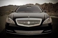 2010 mercedes benz s550 4matic chrome mesh grille
