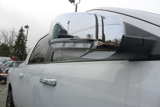 Dodge Ram Chrome Door Handle Mirror Cover Trim Package