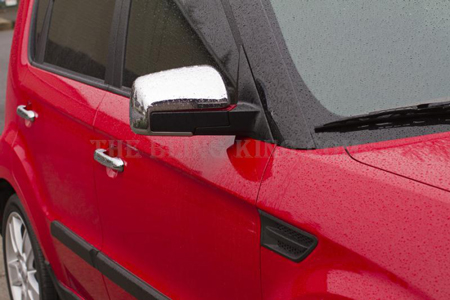 2012 Kia Soul Chrome Door Handle Mirror Cover Trim Package