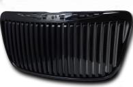 2013 chrysler 300 black vertical grill