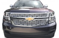 2015 2016 chevy tahoe chrome mesh grille