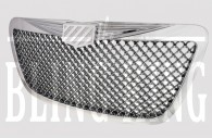 2014 chrysler 300 bentley mesh crystal grille